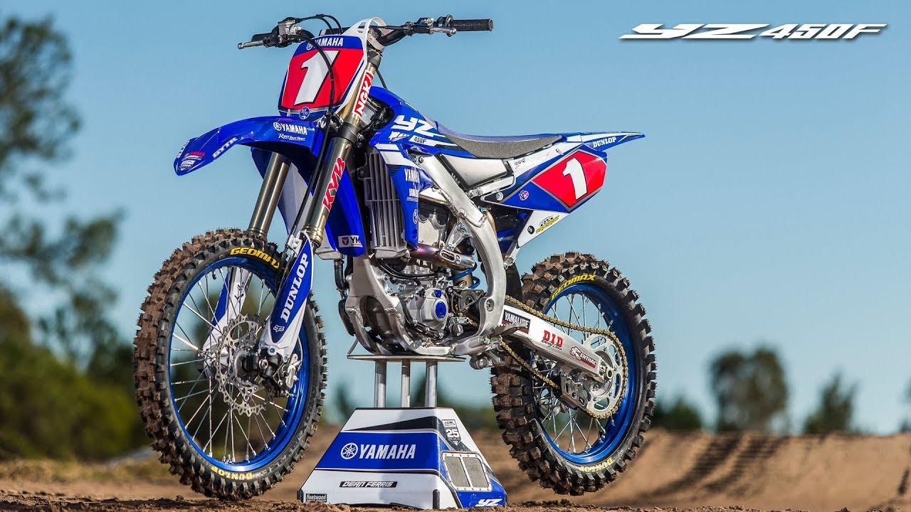 maxresdefault Yamaha Yz450f