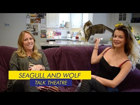 Music, Education and Teaching Adele w/ Elizabeth Penney - Seagull and Wolf Talk Theatre Episode 6