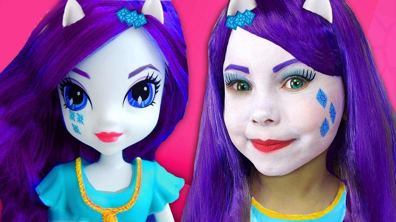 Alice Dress Up in Costume My Little Pony IN REAL LIFE