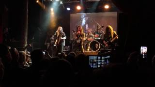 This is a 4k video of Queensryche doing Best I can from Trees in Da...