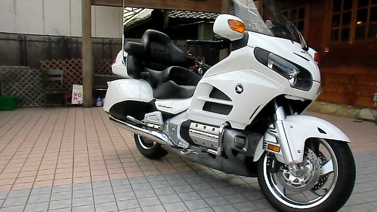 2011 Honda Goldwing Gl1800  U30b4 U30fc U30eb U30c9 U30a6 U30a4 U30f3 U30b0