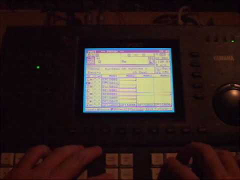 Yamaha QY700 Sequencer  by K.H.M