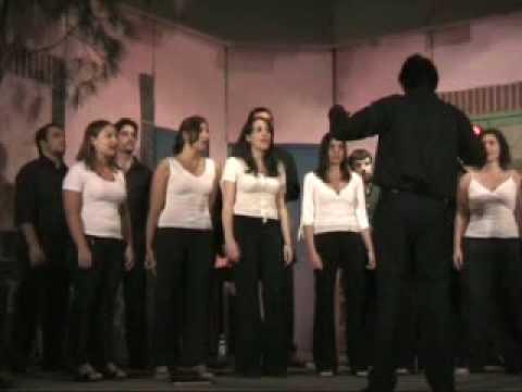 Coro Freedom - Oh Freedom