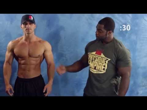 The Curry Hurry - 6 Pack Abs - YouTube