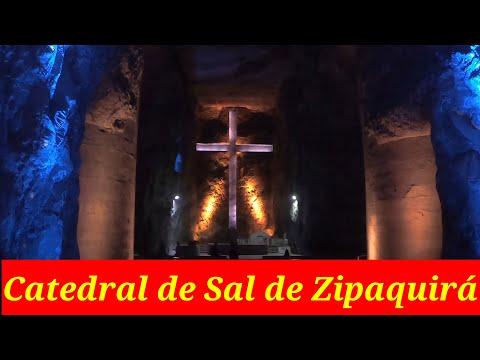 Catedral de Sal Zipaquirá. Colombia
