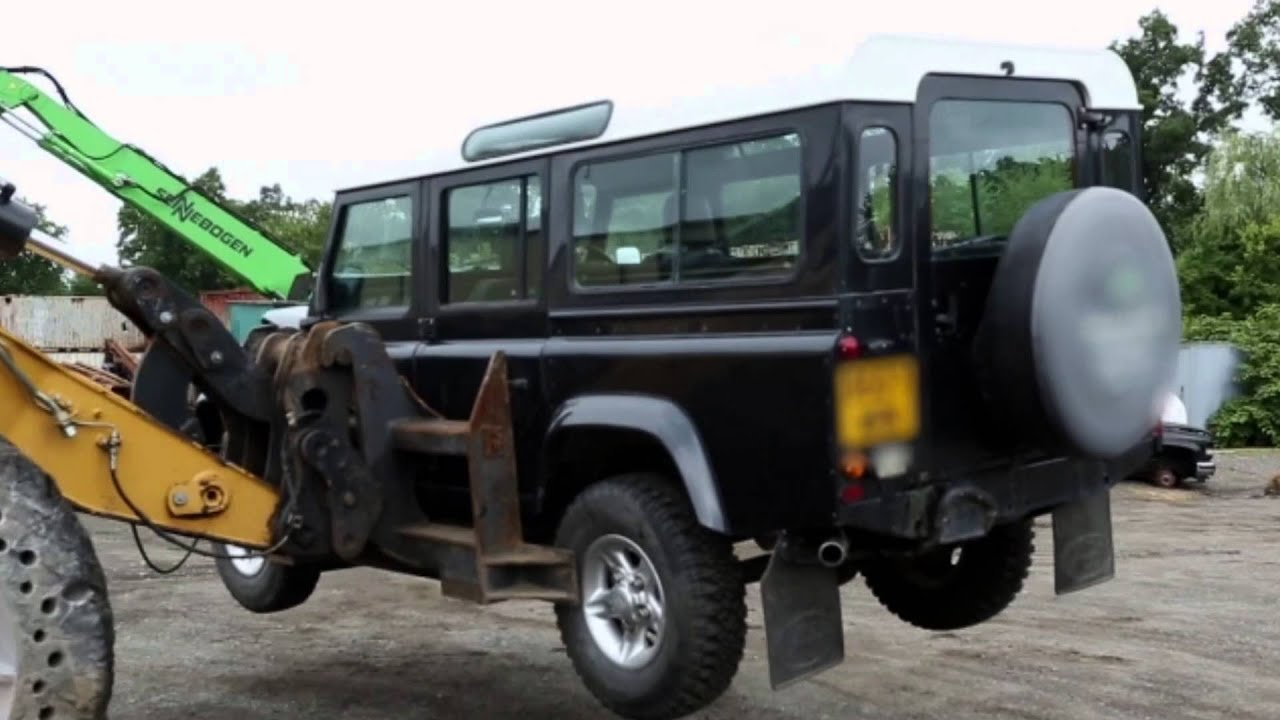 How To Buy A New, Imported Land Rover Defender Without