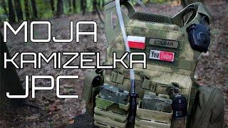 ASG Maniak #55 Moja Kamizelka - JPC GF Tactical - Opis / Recenzja / Test
