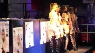 Girl Beauty Pageant - Hot Underwear & Spike Heels Contest
