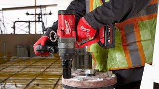 Milwaukee® M18 FUEL™ ONE-KEY™ 1″ High Torque Impact Wrench