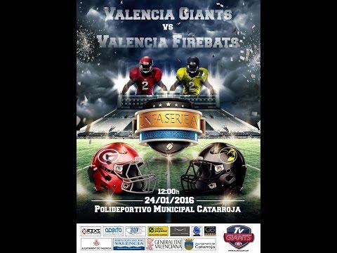 LNFA - Valencia Giants - Valencia Firebats