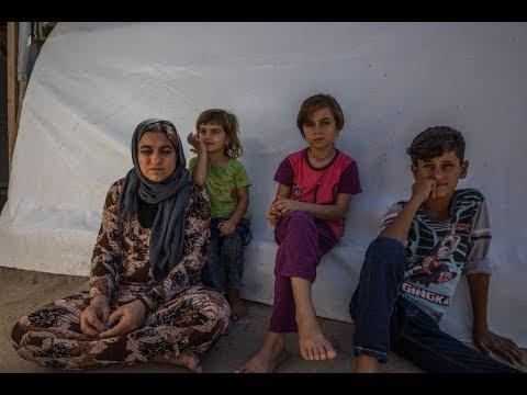 المجلس الروحاني الايزيدي يرحب بالناجين من داعش  - نشر قبل 22 ساعة