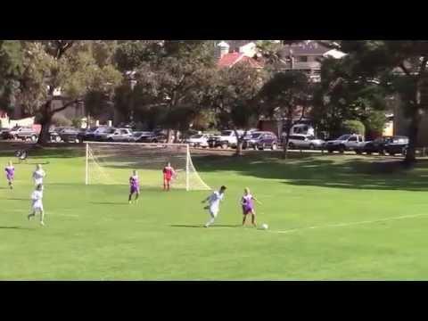 Round 18 WA NPL U13 Perth SC vs Perth Glory  9 Aug 2015