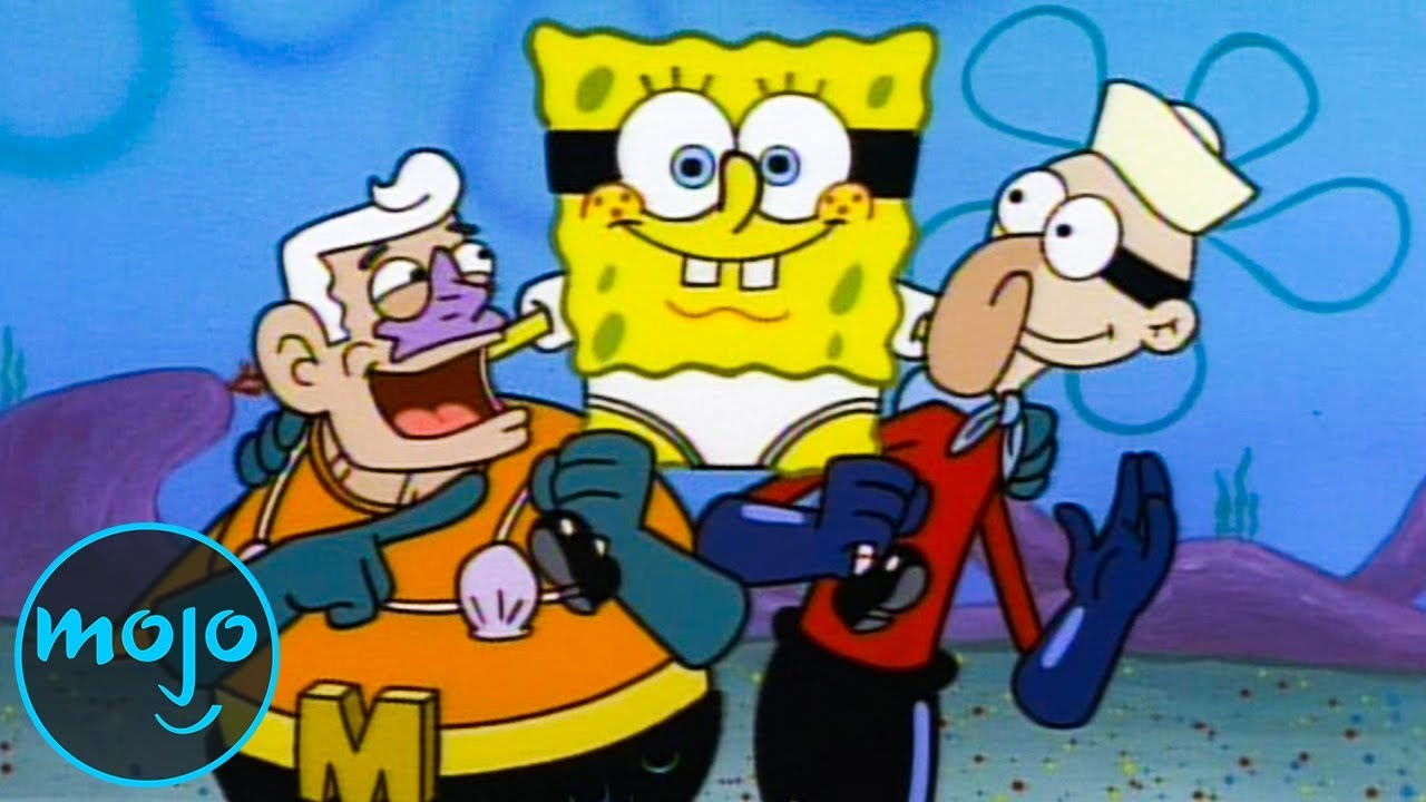 Top 20 Spongebob Squarepants Episodes | WatchMojo com