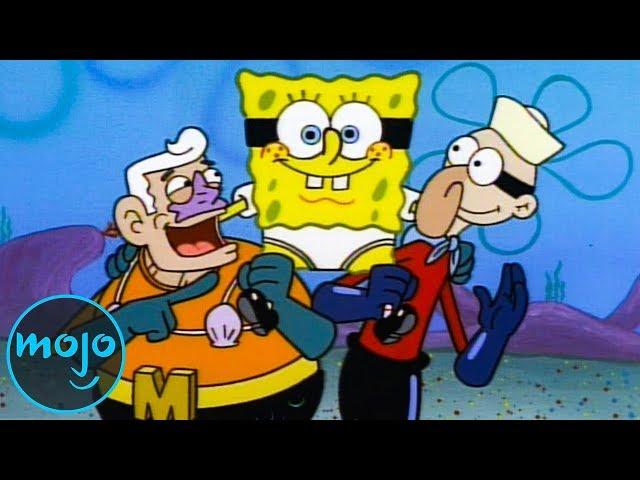 Top 20 Spongebob Squarepants Episodes Watchmojo Com