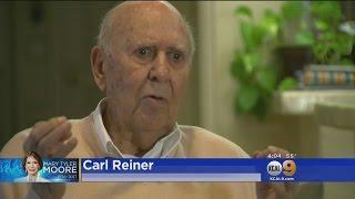 Carl Reiner Recalls Giving Mary Tyler Moore Her Big Break