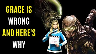 Grace Randolph Is WRONG About Alien \u0026 Predator Moving To Marvel