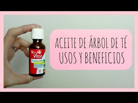 Aceite De Arbol De Te Usos Y Beneficios Mariebelle