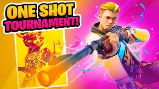Fortnite Sniper *ONLY* Tournament! (INSANE)