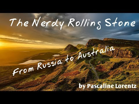Book Trailer of the Memoir: The Nerdy Rolling Stone - From Russia to Australia