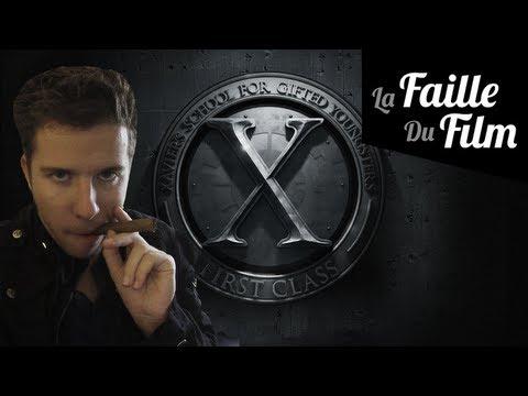 La Faille du Film ► X-men: Le commencement poster