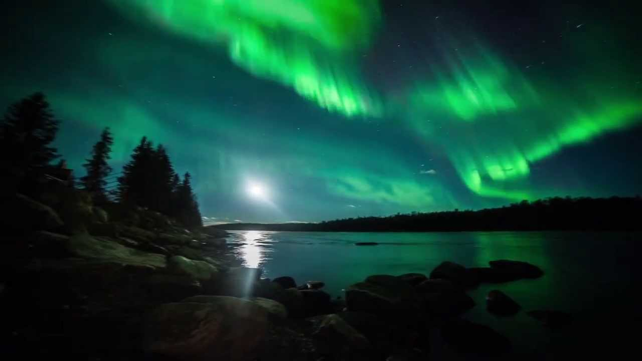Northern Lights Activity Right Now