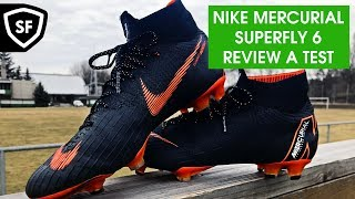 NIKE MERCURIAL SUPERFLY 6 - REVIEW A TEST
