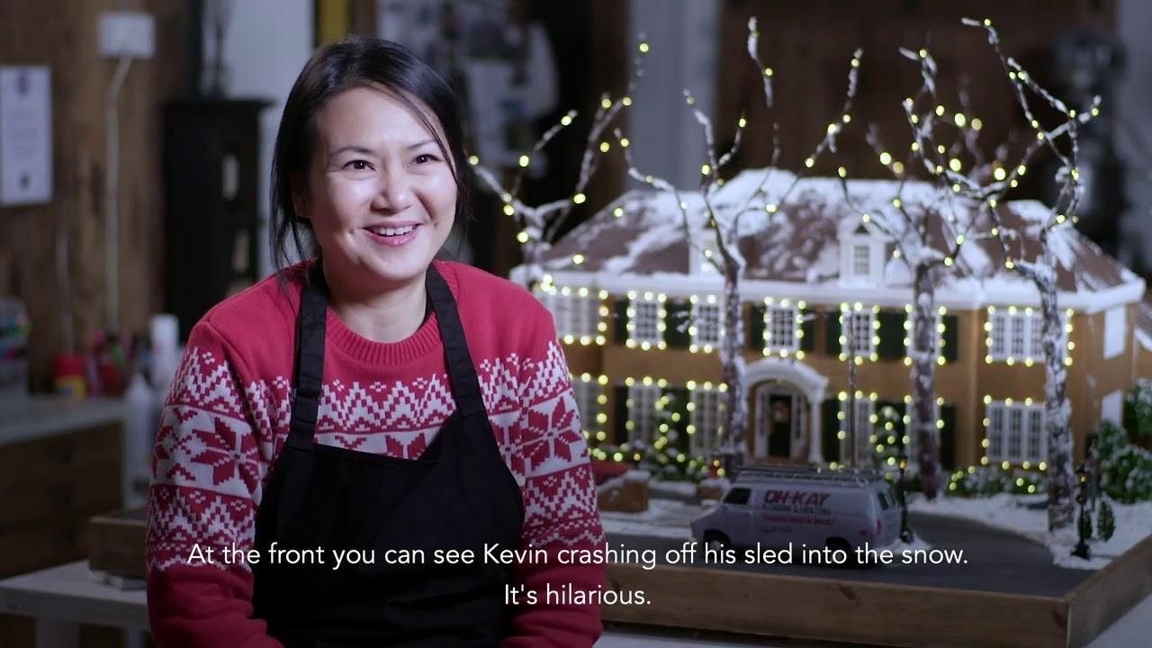 Rayakan 30 Tahun, Disney + Percayakan Baker Asal Indonesia Untuk Membuat Ginger Bread 'Home Alone'