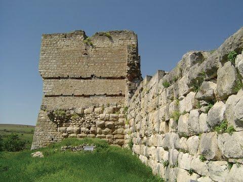 Medieval Fortress Cherven Bulgaria