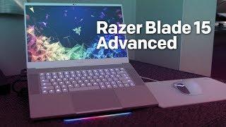 Razer Blade 15 Advanced Hands-on: Powered by NVIDIA GeForce RTX 20-series GPUs