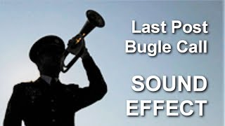 THE LAST POST - Bugle Calls on Trumpet (Freely) #THELASTPOST #TRUMPET #BUGLECALL