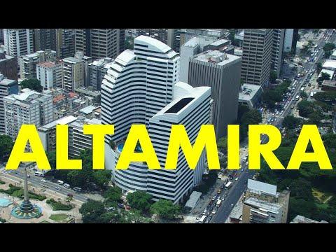 CARACAS ALTAMIRA LA CASTELLANA VISTAS DE MALL TURÍSTICO HOTELES DE 1er MUNDO Y PLAZAS 2019 VENEZUELA