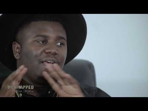 Hellen chats with Stevo on Unwrapped with Hellen