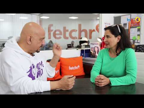 One-on-one with Joy Ajlouny [Co-Founder, Fetchr]