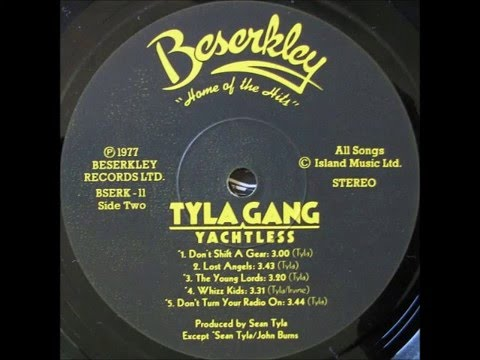 Tyla Gang: Yachtless (1977)