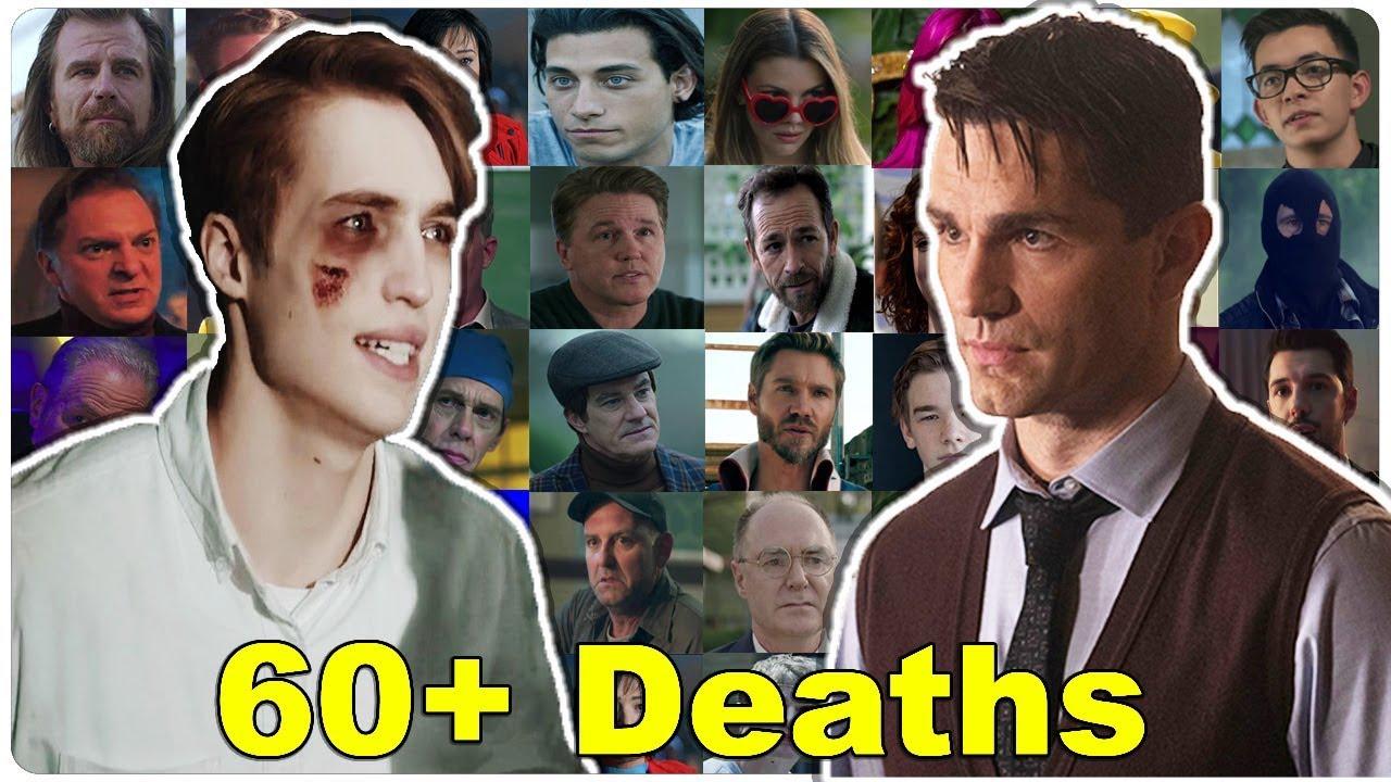 Download RIVERDALE ALL DEATHS Season 1 - Season 4