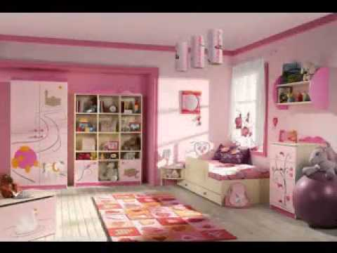 DIY Girl room painting ideas - YouTube
