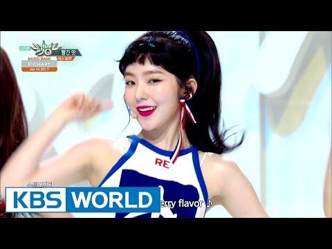 [Music Bank K-Chart] 2nd Week of July - Girls Next Door, Red Velvet (2017.07.14)
