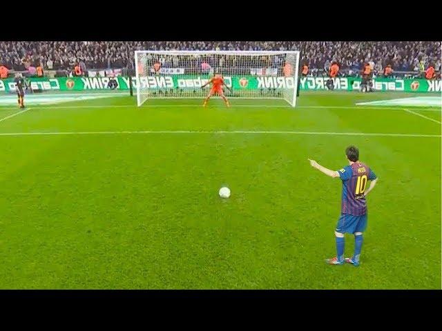 Top Smart & Unusual Ways to Score Penalty Kicks