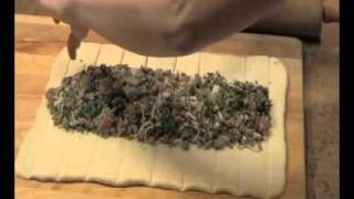 Italian Sausage Braid