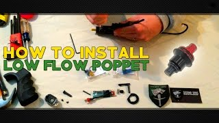 How to Install a Low Flow Poppet (Polarstar Fusion engine) FAST