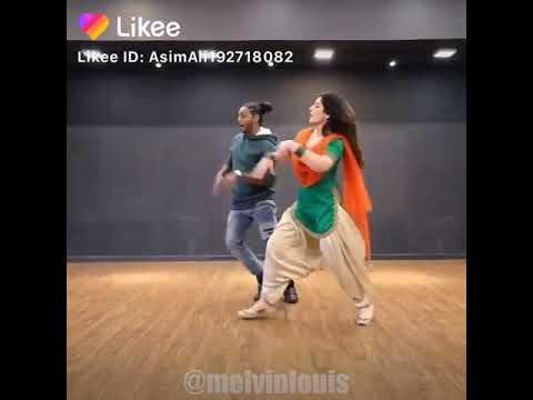 Zarine Khan Dance