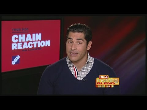 Mike Catherwood- Chain Reaction 07/31/2015