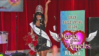 María de Todos los Ángeles | Rosa Aurora le quitó la corona a María