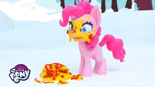 My Little Pony Stop Motion ❄️🍰 'Ice & Slice' Stop Motion Short Ep. 6