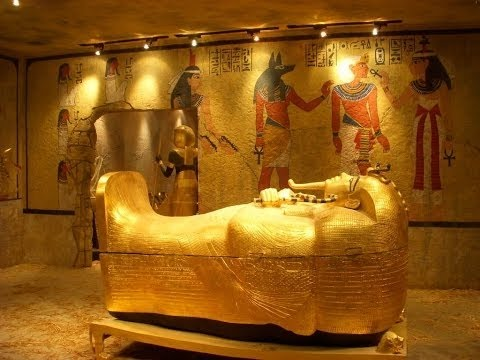 MOST MYSTERIOUS TOMB