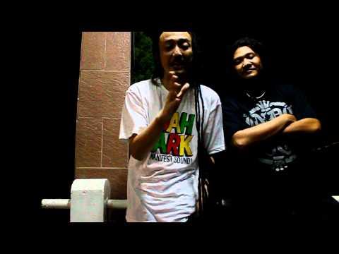 Ras Muhamad & Daddy T - Prosa Tinju Lima Jari Video Log 3