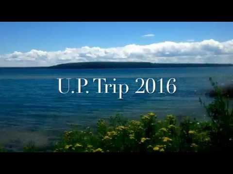 Michigan Upper Peninsula Trip