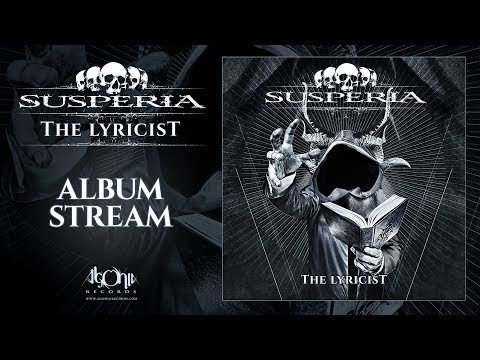 SUSPERIA - The Lyricist (Official Album Stream)