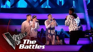 NXTGEN VS Seth Oraeki - 'Youngblood' | The Battles | The Voice UK 2019