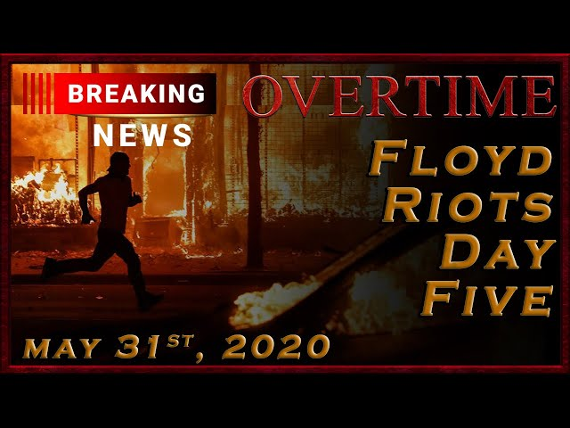 Breaking News: US Riots: Day Five (EXPLICIT)